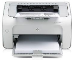 ***Laserdrucker HP LaserJet P1005, USB 2.0+2.ten Toner***