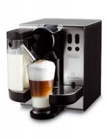 Lattissima DeLongui Nespresso EN 680M Satin Chrome