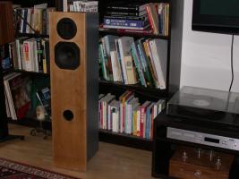 Lautsprecher Proraum Pro 17.05