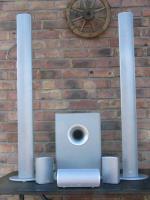 Lautsprecher Set Magnat 5.1 Typ NEEDLE 9000 ALU