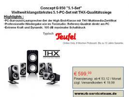 Foto 2 Lautsprecher direkt vom Hersteller