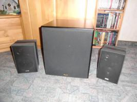 Lautsprechersystem Magnat 2.1 Integra S3