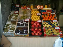 Foto 2 Lebensmitteleinzelhandel Obst u. Gemüse