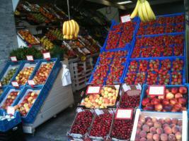 Foto 12 Lebensmitteleinzelhandel Obst u. Gemüse