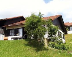 Lechbruck am See / Allgäu, 4-Sterne-Ferienhaus mit Sauna im Allgäuer Feriendorf Hochbergle