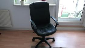 Leder Chef Sessel