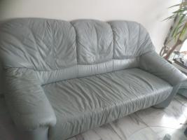 Leder Couch 3sitzer