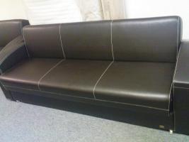 Leder Couchgarnitur 3+2+1 nur 550, -