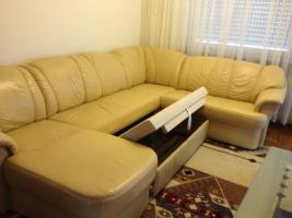 Foto 4 Leder Sofa ! wie Neu