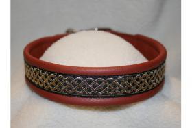 Foto 4 Lederhalsbänder nach Kundenwunsch maßgefertigt