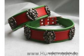 Foto 9 Lederhalsbänder nach Kundenwunsch maßgefertigt