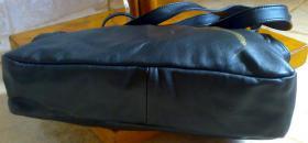 Foto 4 Ledertasche, Damenhandtasche, Schultertasche aus echtem Leder, Unikat