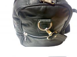 Foto 5 Ledertasche, Damenhandtasche, Schultertasche aus echtem Leder, Unikat