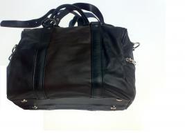 Foto 6 Ledertasche, Damenhandtasche, Schultertasche aus echtem Leder, Unikat