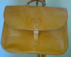 Foto 4 Ledertasche, Jagdtasche, Notebooktasche, Business Bag,
