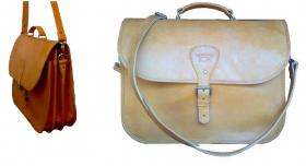 Ledertasche, Jagdtasche, Notebooktasche, Business Bag,