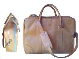 Ledertaschen, Reisetaschen, -koffer