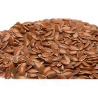 Leinsamen Braun 1 kilo Linum usitatissimum.