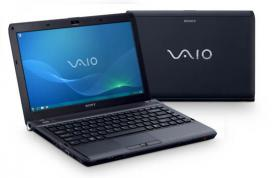 Leistungsstarkes Sony Vaio VPC-S12V9E/B mit hohem Mobilitätsfaktor - Preis VHB
