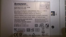 Foto 3 Lenovo 3000 N200 Notebook (Defekt)