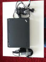 Foto 3 Lenovo x200 + Dockingstation