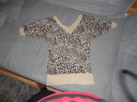 Leoparden Oberteil