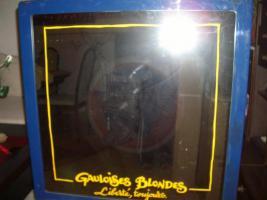 Foto 2 Leucht-Reklame ''Galois Blondes'' mit Tunnel-Effekt