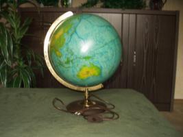 Leuchtglobus, Columbus Verlag, Durchmesser: 34 cm, NEU