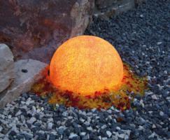 Garten-Leuchtkugel Light Planet