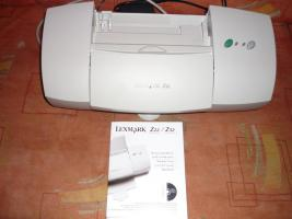 Lexmark Color Jetprinter Z22