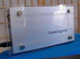 Lexxington 3,5'' Acryl-Design-Festplattengehäuse
