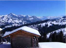 Foto 3 Liegenschaft an excellenter Panorama Lage im Berner Oberland