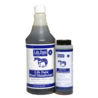 Life Data Hoof Disinfectant - die Soforthilfe bei Pilz- und Bakterienbefall am Huf.