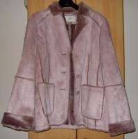 Lila Damenjacke in Gr�sse 44/46