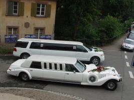 Foto 8 Limousinenservice Freiburg Stretchlimo mieten Hochzeitsauto Chauffeurservice
