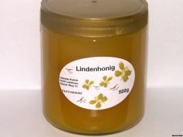 Lindenhonig-besonders lecker im Tee