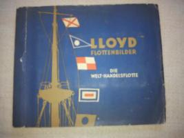 Lloyd Flottenbilder- Die Welt-Handelsflotte