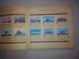 Foto 2 Lloyd Flottenbilder- Die Welt-Handelsflotte