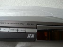 Foto 7 Loewe XELOS SL 32 HD TV Fernseher Heimkino LCD + Home Theater Sound System Panasonic SA-HT 870