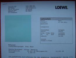 Foto 3 Loewe Xelos 32 LED BLACK  100 HZ