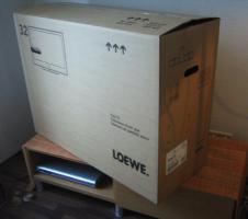 Foto 4 Loewe Xelos 32 LED BLACK  100 HZ