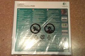Foto 2 Logitech Headset F540 Neu