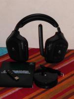 Foto 2 Logitech Headset G  930