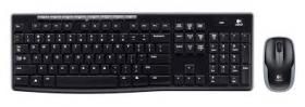 Logitech wireless keyboard-combo