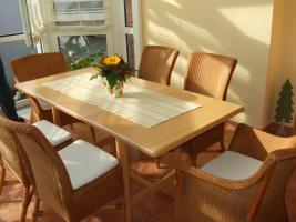 loom esszimmersessel st hle in aschaffenburg rattan esszimmer st hle lehnst hle. Black Bedroom Furniture Sets. Home Design Ideas