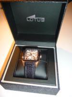Foto 3 Lotus-Armbanduhr