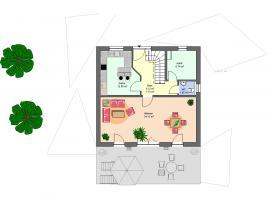 Foto 2 Ludwigsburg - proj. Einfamilienhaus mit Garage in schöner Gartenanlage