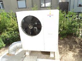 Foto 2 Luft Wasser Wärmepumpe
