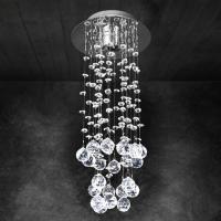 Lux.Pro Kristall-Deckenleuchte