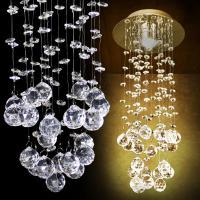 Foto 2 Lux.Pro Kristall-Deckenleuchte